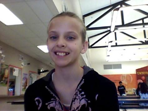 Students of Day Creek: Jessica B.