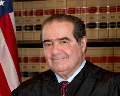 Judge Antonin Scalia