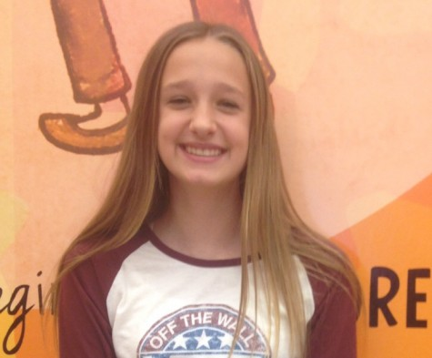 Students of Day Creek: Isabella G.