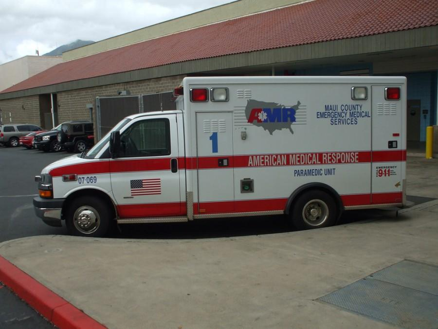 The other classes plan to sabotage Mr. Henry's class, and hopefully, an ambulance won't be needed.
