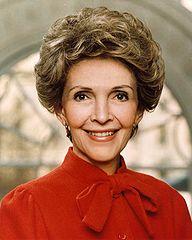 Nancy Reagan Biography