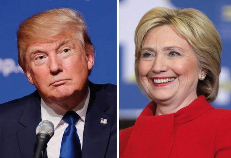 Trump vs. Clinton: Their First Presidential Debate