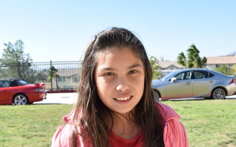 Students of Day Creek: Samantha L.