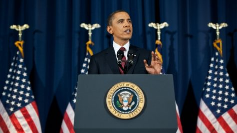 Obama Holds His First Post-Election News Conference