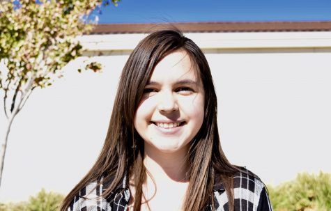Students of Day Creek: Christine O.