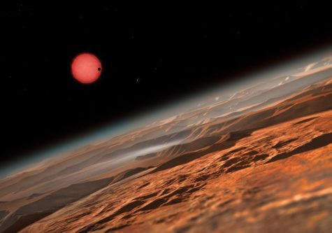 Seven Earth-Sized Planets Discovered Orbiting Nearby Star Trappist-1