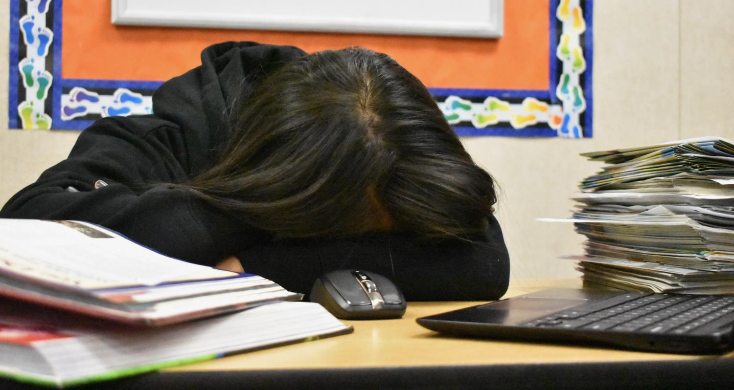 Do students have too much homework these days?