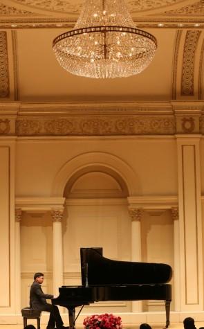 Matt Performed At Carnegie Hall