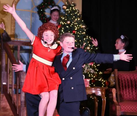 Annie Jr. Audience Review