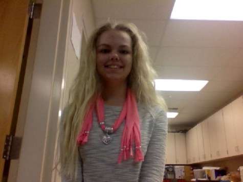 Students of Day Creek: Claire F.