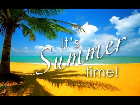 Here Comes Summer!