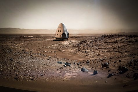 Musk's Mars Mission