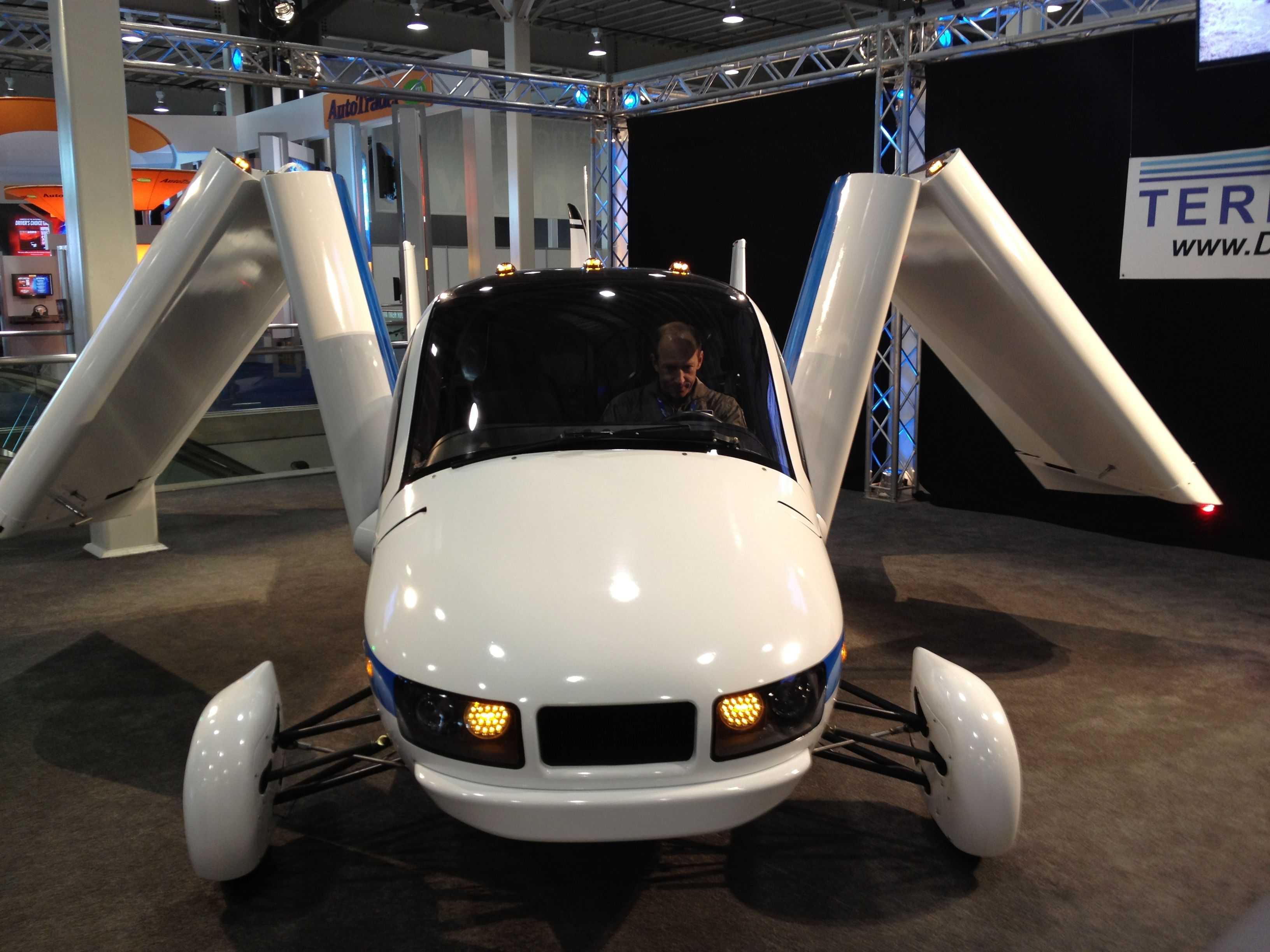 Future flying cars essays