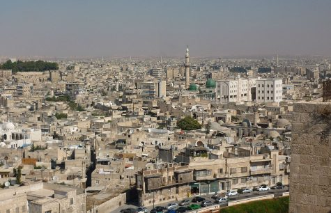 Aleppo's Civil War Is Said To Be Over