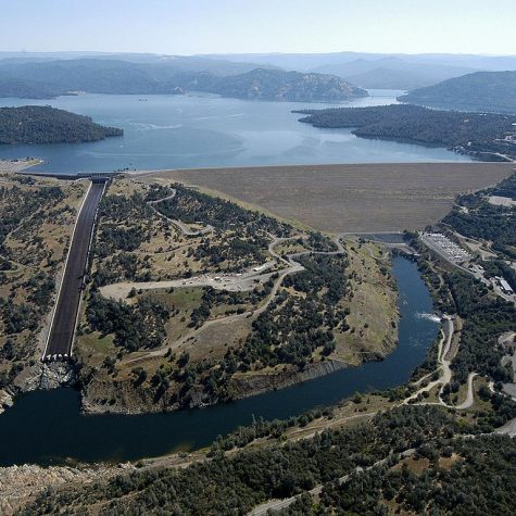 California's Oroville Dam Forces Thousands To Evacuate