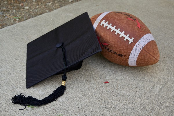 sports vs academics essay Author makes case against high school sports in the should divert their obsessive intensity about high school sports to academics.