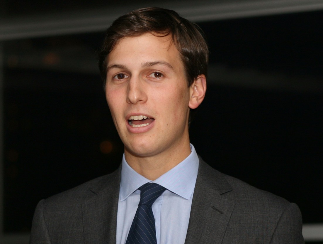 Jared Kushner is senior advisor to President Donald Trump.