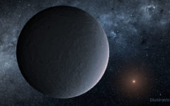 'Iceball' Planet Discovered by NASA