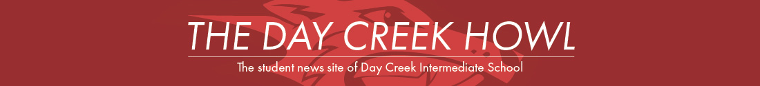 The student news site of Day Creek Intermediate School