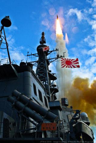 North Korea Sends Missile Over Japan
