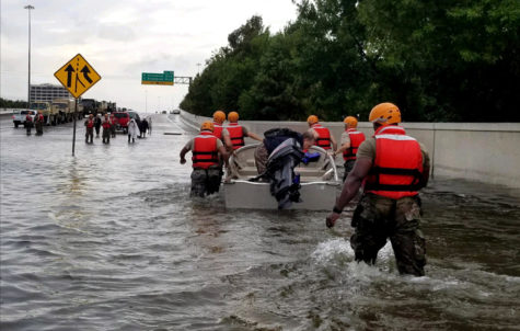 Houston Sports Donate to Hurricane Harvey Causes