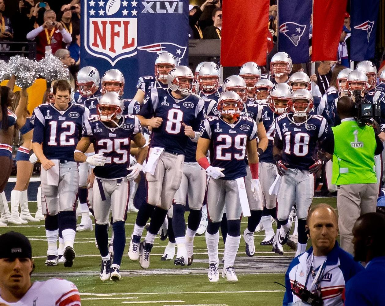 Have the Patriots become more popular over the years?