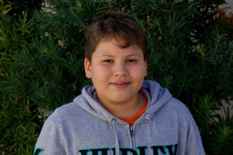 Student of Day Creek: Derrick G.
