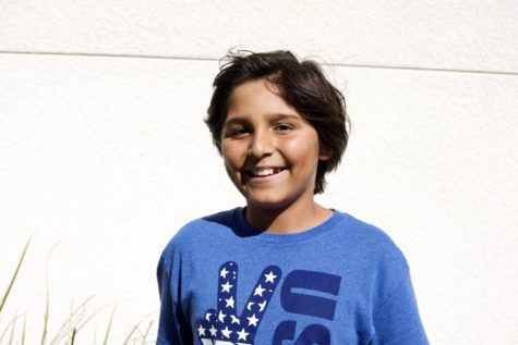 Students of Day Creek: Diego C.