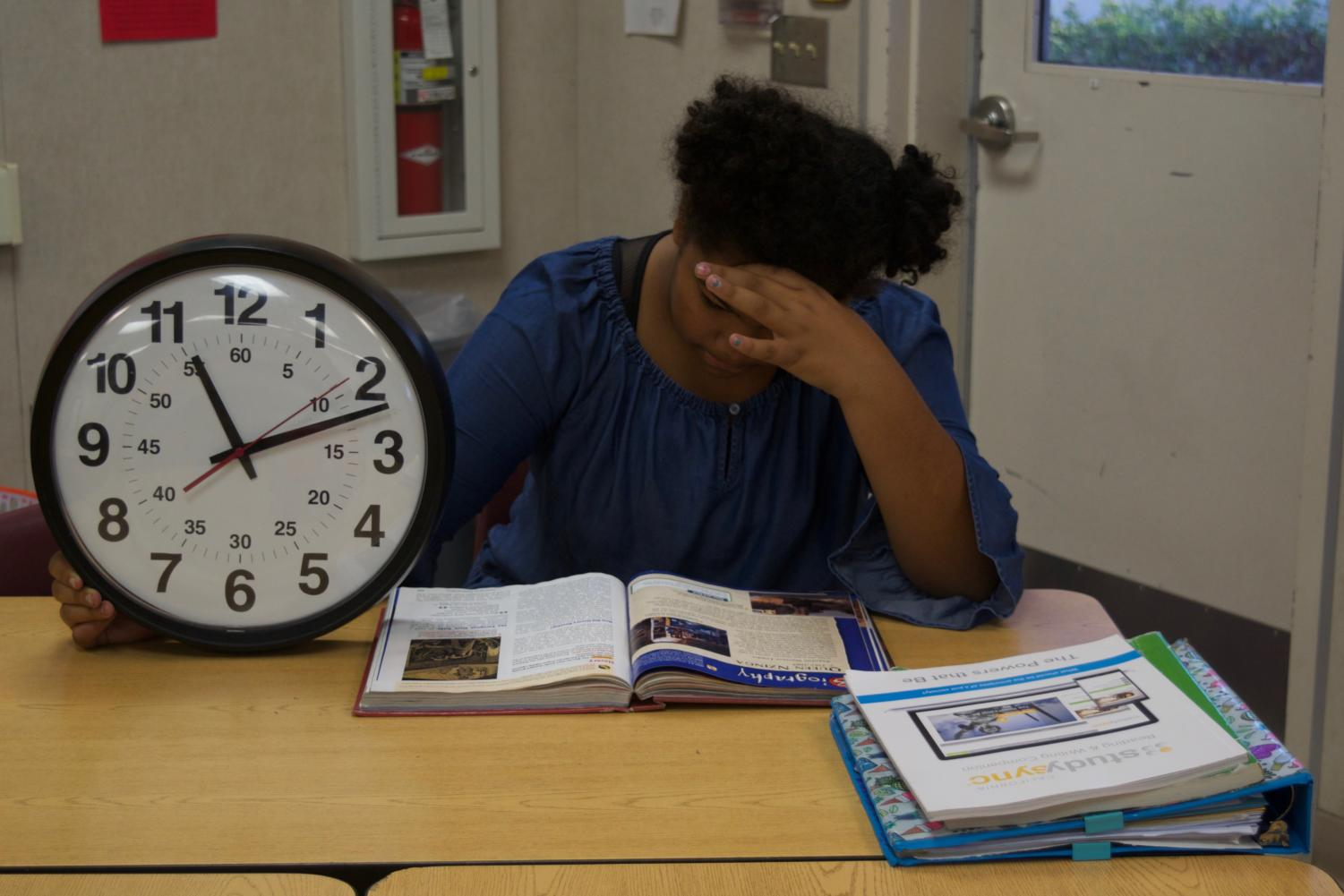 Are students missing too much class time to go to assemblies?