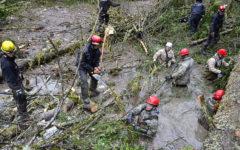 Search Continues For Victims Of Montecito Mudslide