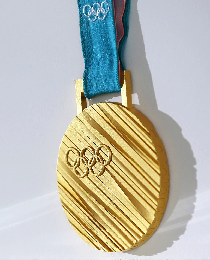 Our USA team has collected a total of 2,520 medals since 1896.