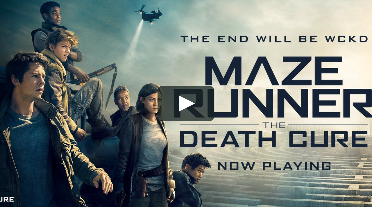 'The Death Cure' was released on January 26, 2018