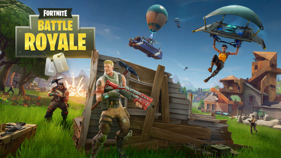 Fortnite+Mobile+became+the+most+popular+iOS+game+despite+being+invite-only.