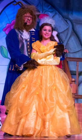 Beauty And The Beast Jr. Musical Review