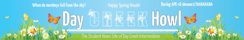 The student news site of Day Creek Intermediate School