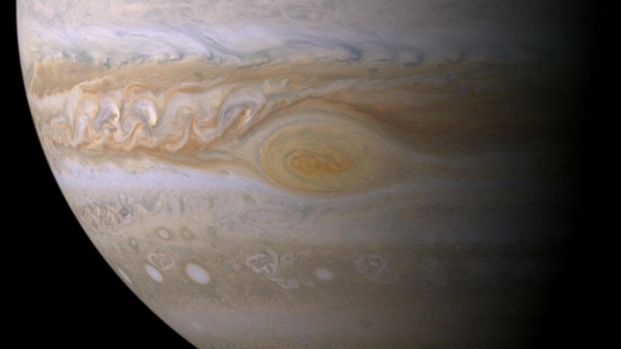 Jupiter%E2%80%99s+Great+Red+Spot+could+potentially+disappear+in+the+next+10+to+20+years.