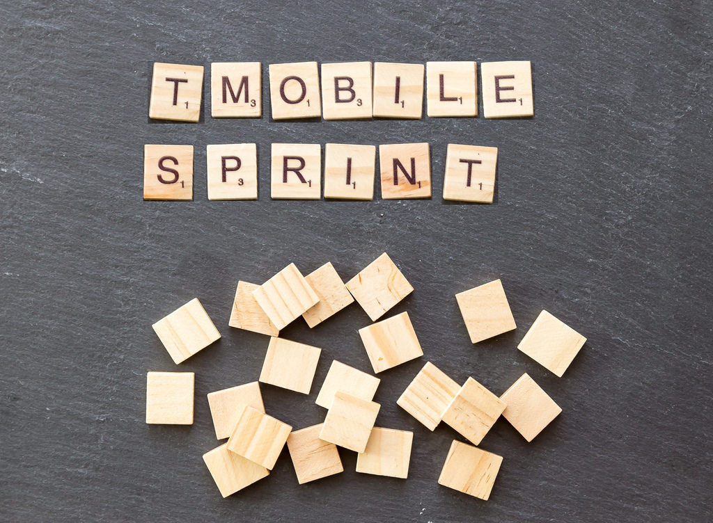 T-Mobile and Sprint agreed to merge.
