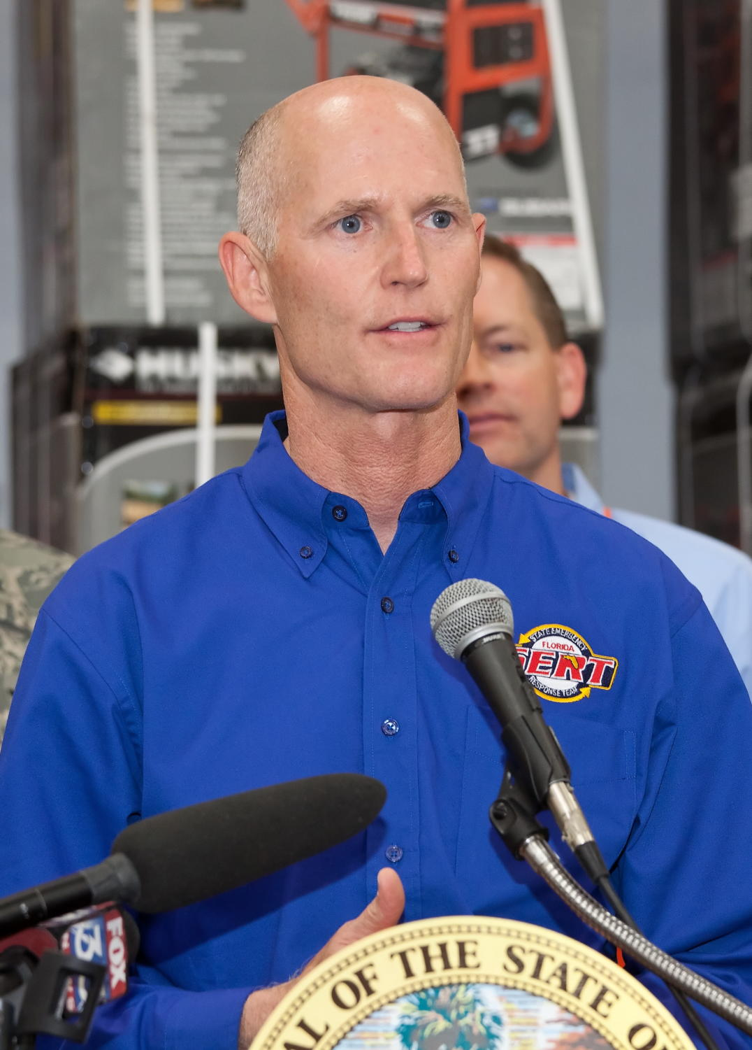 Gov. Rick Scott recently declared the state of a pre-landfall emergency in 35 counties in Florida.