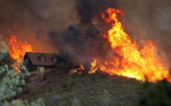 Emergency Evacuations Forced After 3 Massive Blazes Occur