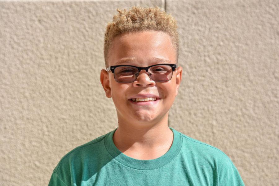 Students Of Day Creek: Jacob B.