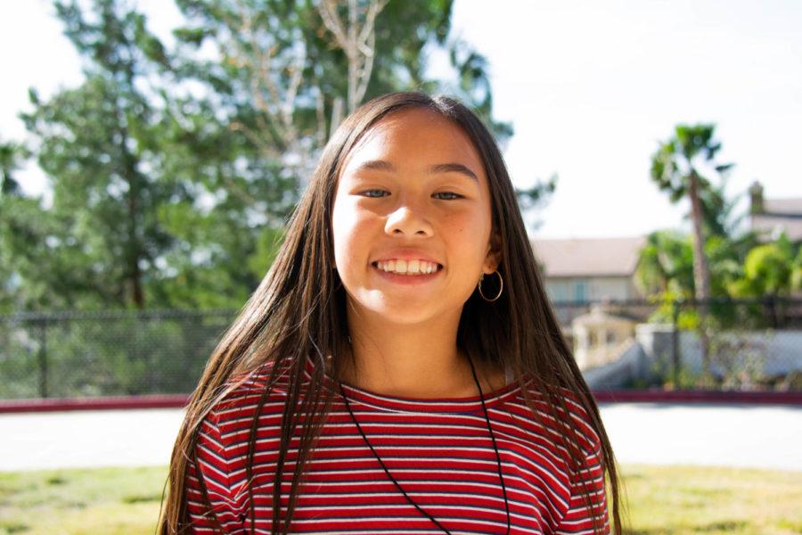 Students Of Day Creek: Geliene D.