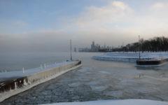 Polar Vortex Hits Midwest US States