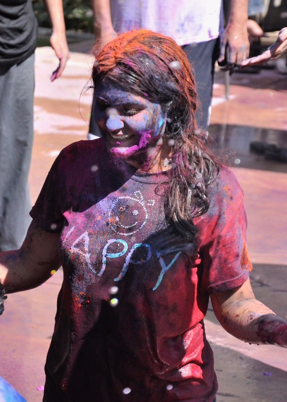 Holi: India's Colorful Holiday