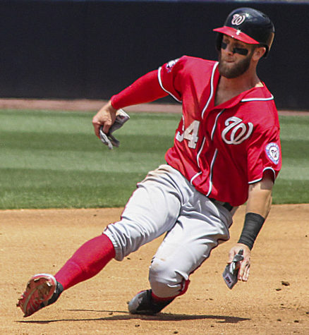 Bryce Harper To The Phillies