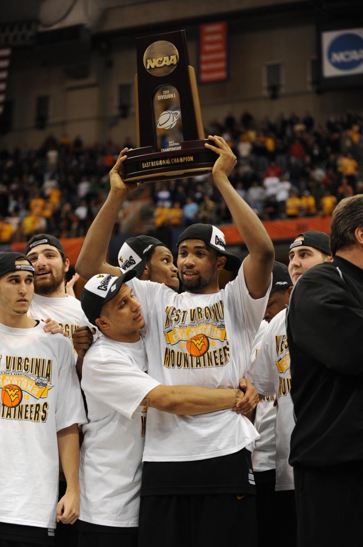 Virginia wins NCAA men's basketball tournament.