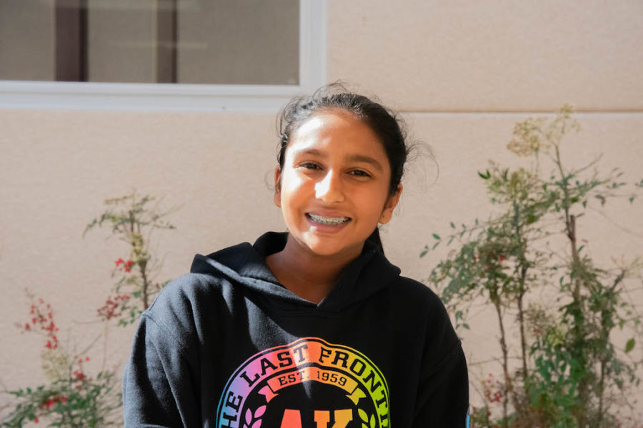 Students Of Day Creek: Shivani R.