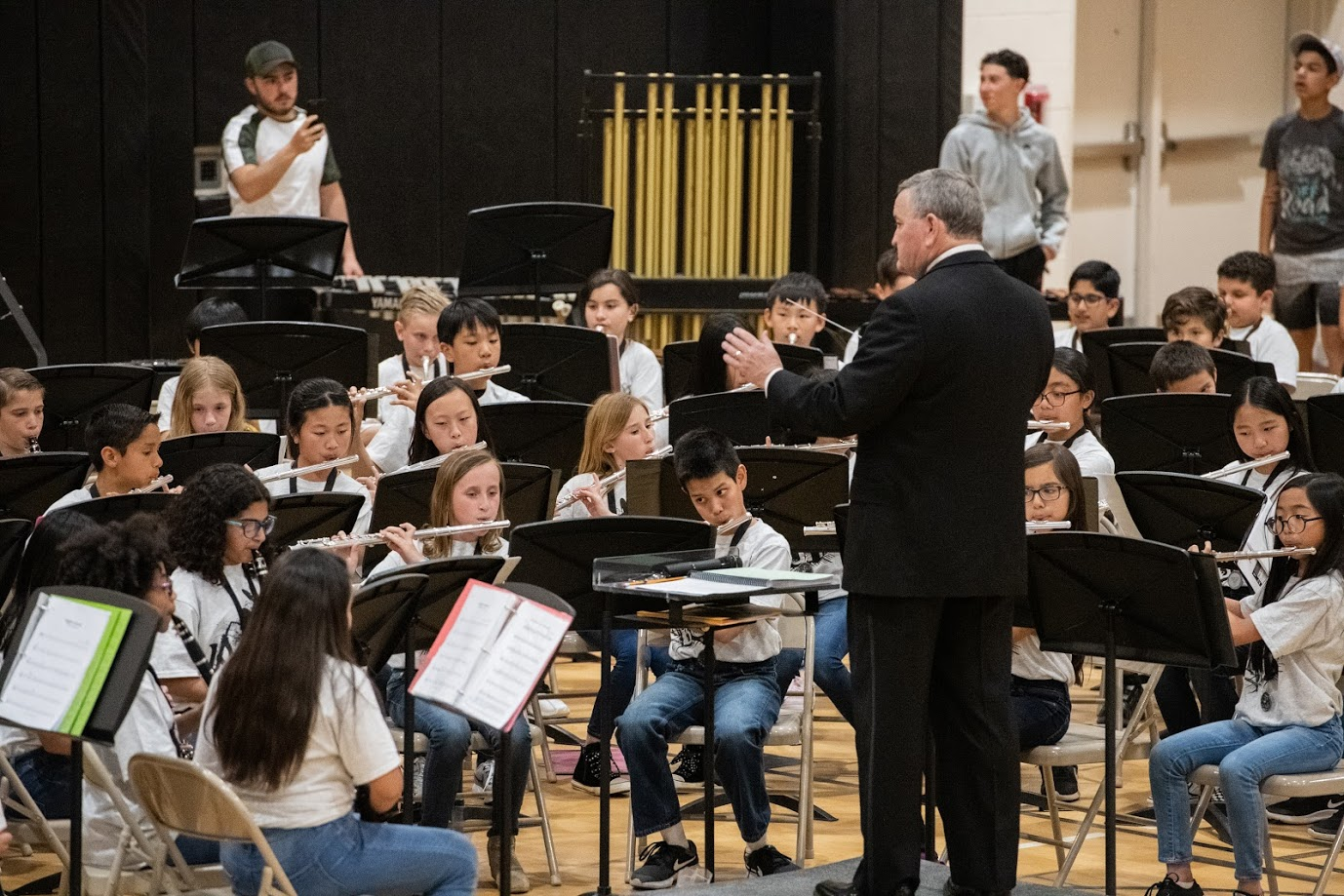 5th+graders+perform+at+the+2019+Spring+Band+Concert.