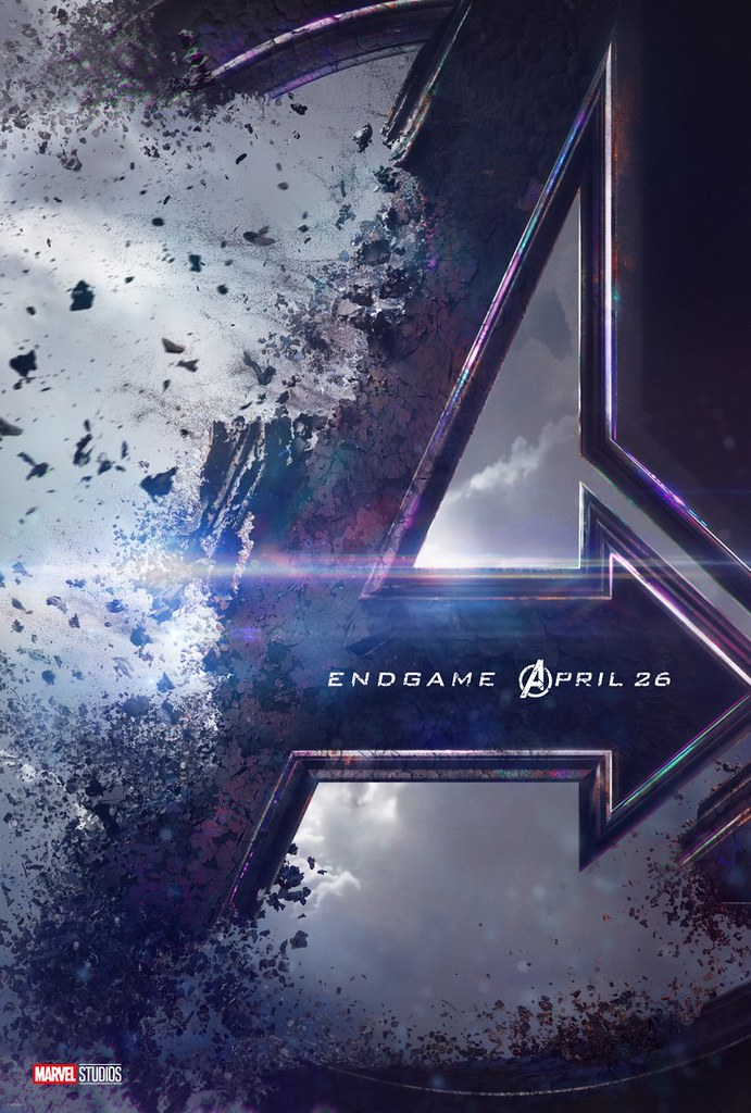 We're in the Endgame now. The last Avengers movie is here.