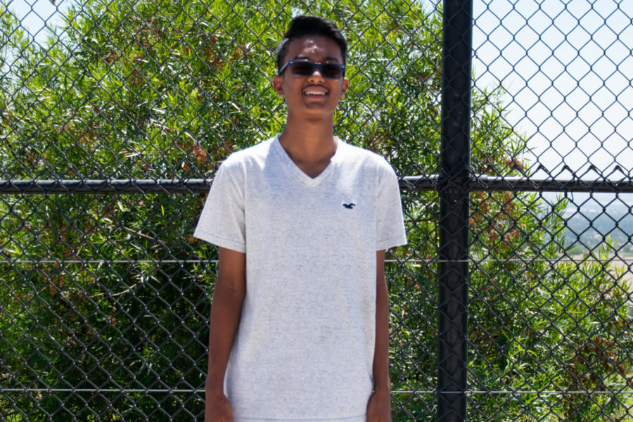 Students of Day Creek: Tanzil I.