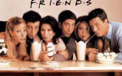 "T.V show ""Friends"" leaving Netflix"